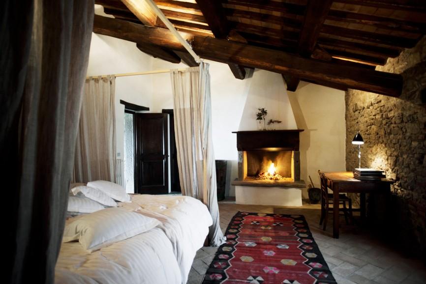 Casa Bramasole, luxury villa in Umbria, Italy 18