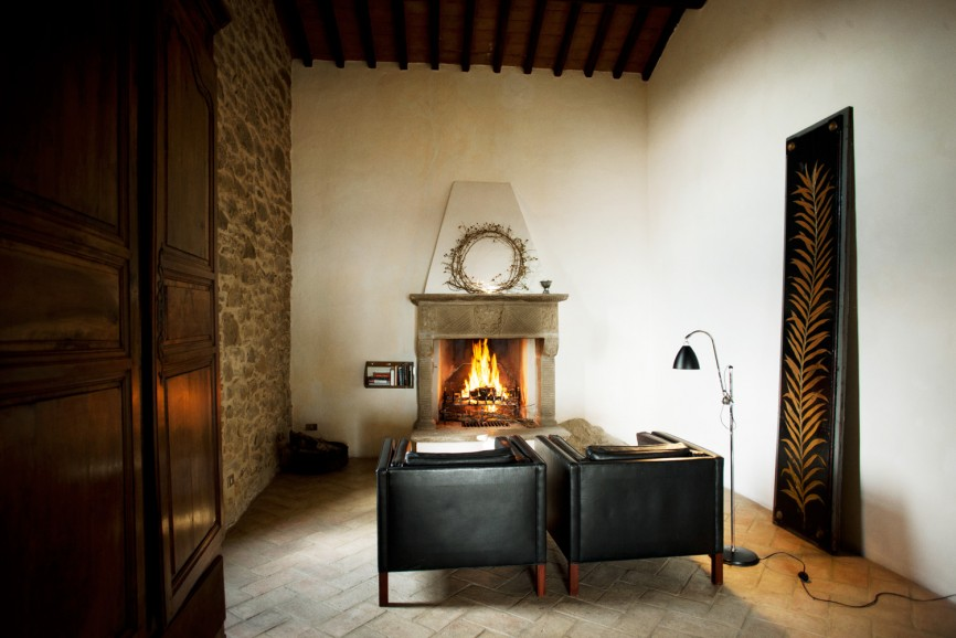 Casa Bramasole, luxury villa in Umbria, Italy 19