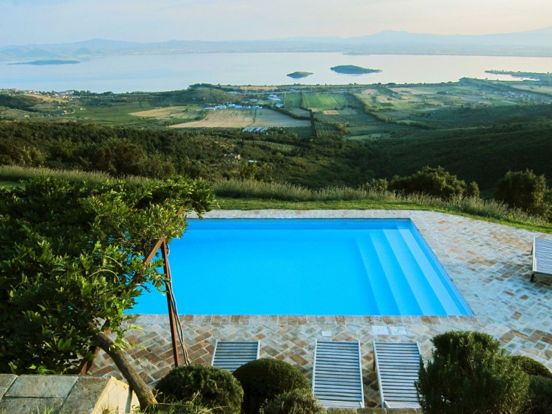 Casa Bramasole, luxury villa in Umbria, Italy 20