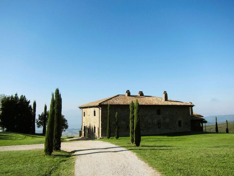 Casa Bramasole, luxury villa in Umbria, Italy 21