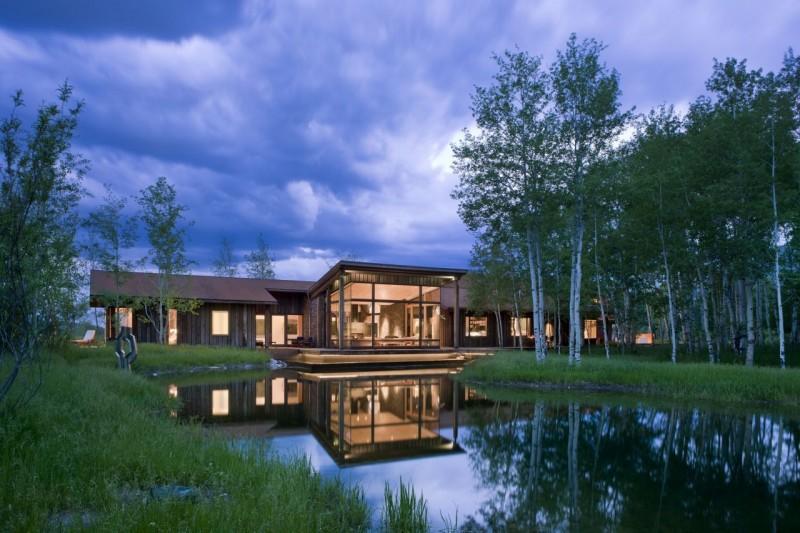 EHA Family Trust Residence by Ward+Blake Architects 01