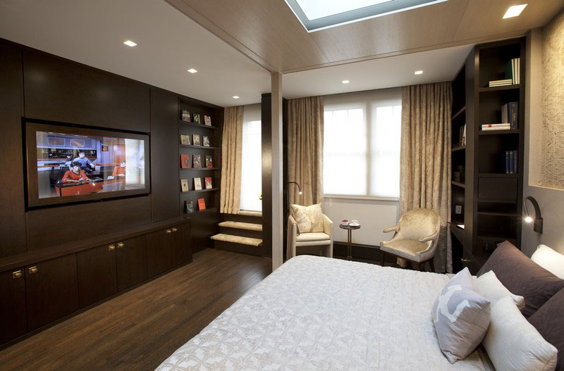 Master Suite BedStair by Perianth Interior Design 05