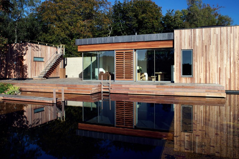 New Forest House by PAD studio 01