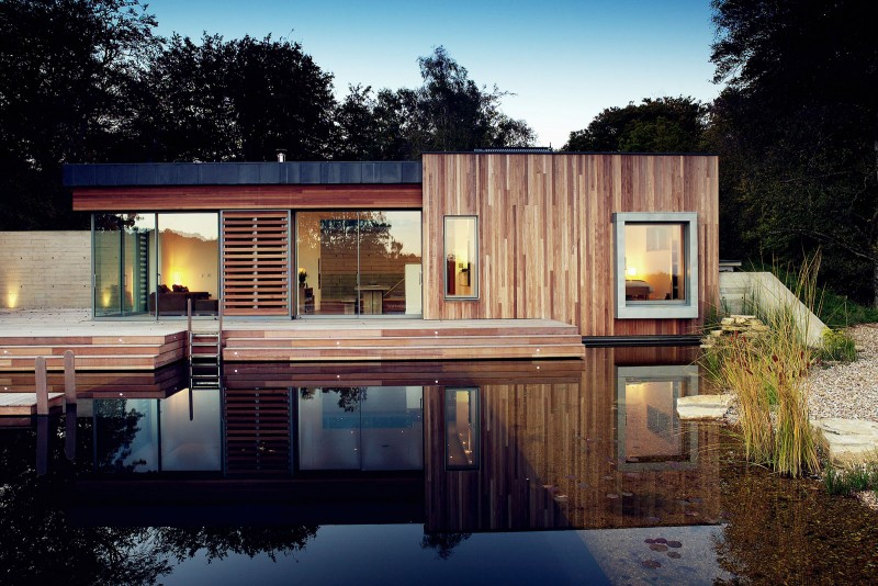New Forest House by PAD studio 03