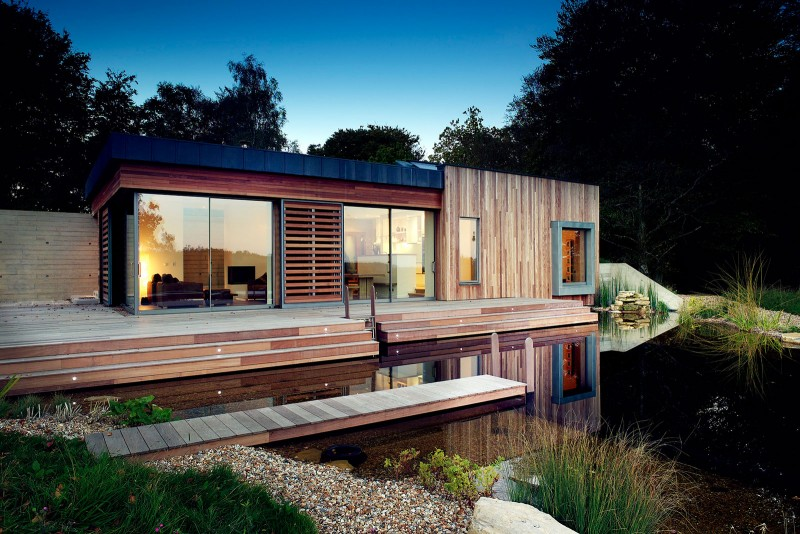 New Forest House by PAD studio 04