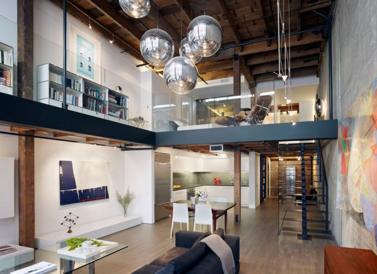 Oriental Warehouse Loft by Edmonds + Lee Architects 03