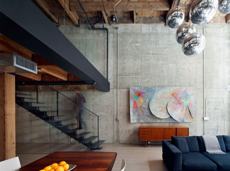 Oriental Warehouse Loft by Edmonds + Lee Architects 04