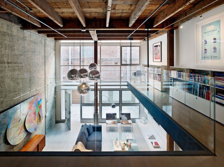Oriental Warehouse Loft by Edmonds + Lee Architects 05