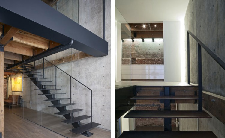 Oriental Warehouse Loft by Edmonds + Lee Architects 08