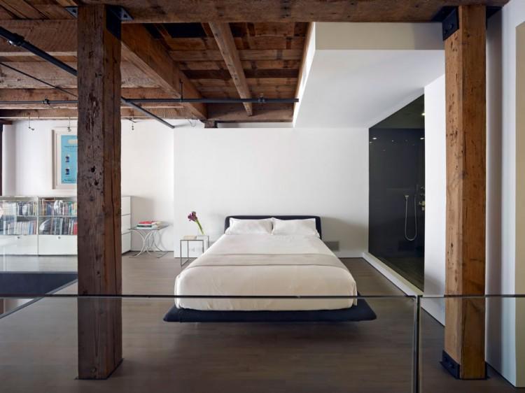 Oriental Warehouse Loft by Edmonds + Lee Architects 12