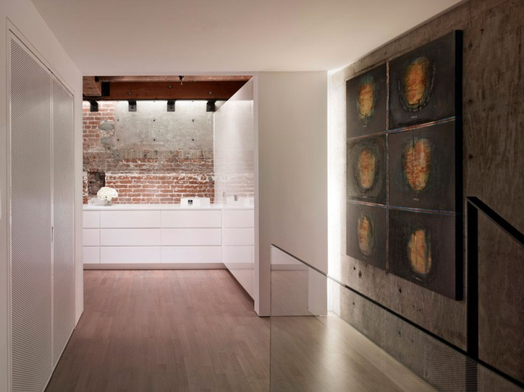 Oriental Warehouse Loft by Edmonds + Lee Architects 13