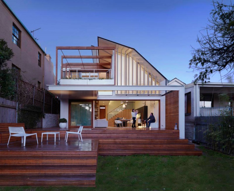 Waverley Residence by Anderson Architecture 01