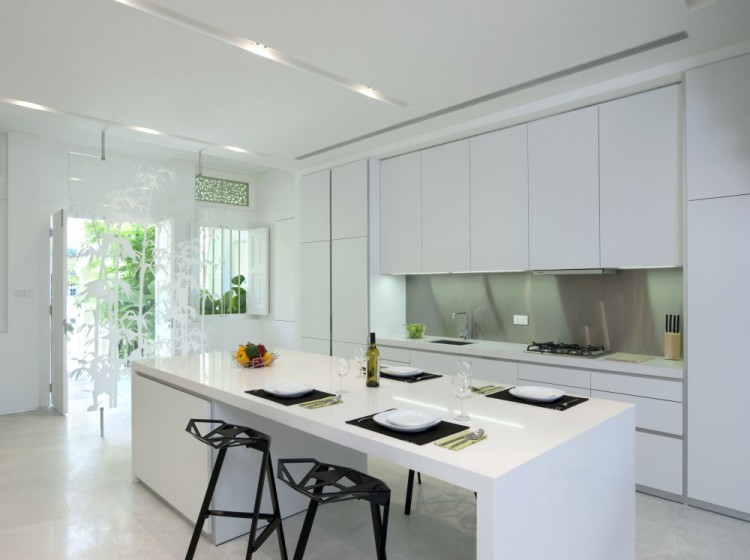 31 Blair Road House by ONG&ONG 05