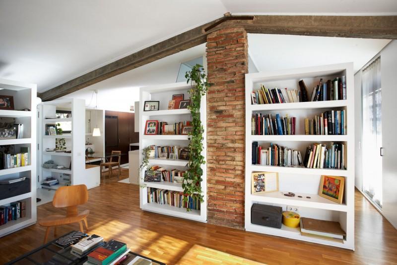 Barn Home by Sauquet Arquitectes 01