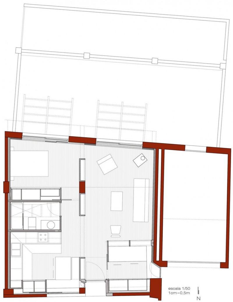 Barn Home by Sauquet Arquitectes 11