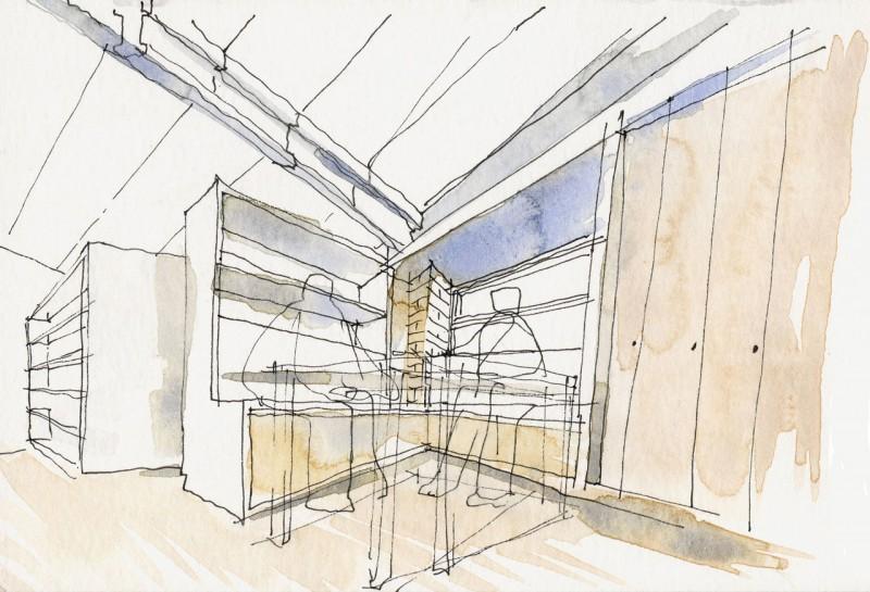 Barn Home by Sauquet Arquitectes 13