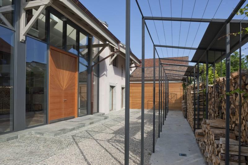 Conversion of Farmhouse by arttesa interior design 12