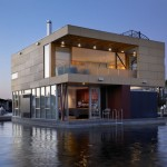 Lake Union Floating Home by Vandeventer + Carlander Architects 01