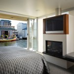 Lake Union Floating Home by Vandeventer + Carlander Architects 11