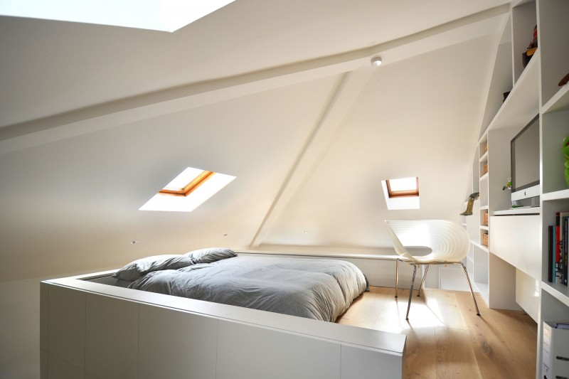 Loft Space in Camden by Craft Design 12