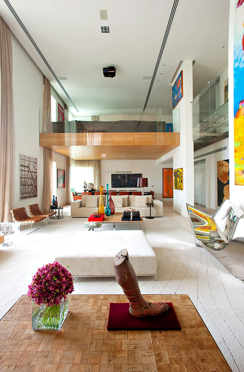 Malibu Residence by Fernanda Marques Arquitetos Associados 01