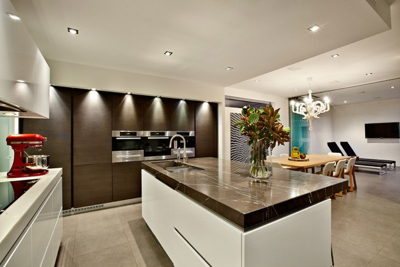 Top of the Hill Residence in Melbourne 06