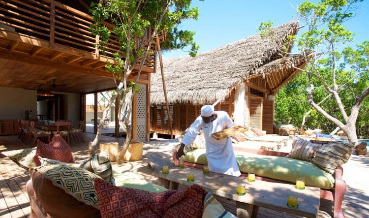 Villas Suluwilo on Vamizi Island by COA 05