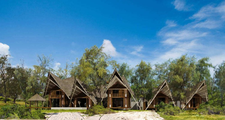 Villas Suluwilo on Vamizi Island by COA 16