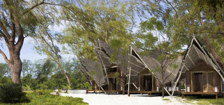 Villas Suluwilo on Vamizi Island by COA 17