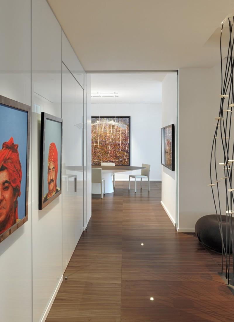 Yorkville penthouse by cecconi simone myhouseidea - Modern infill house cecconi simone ...