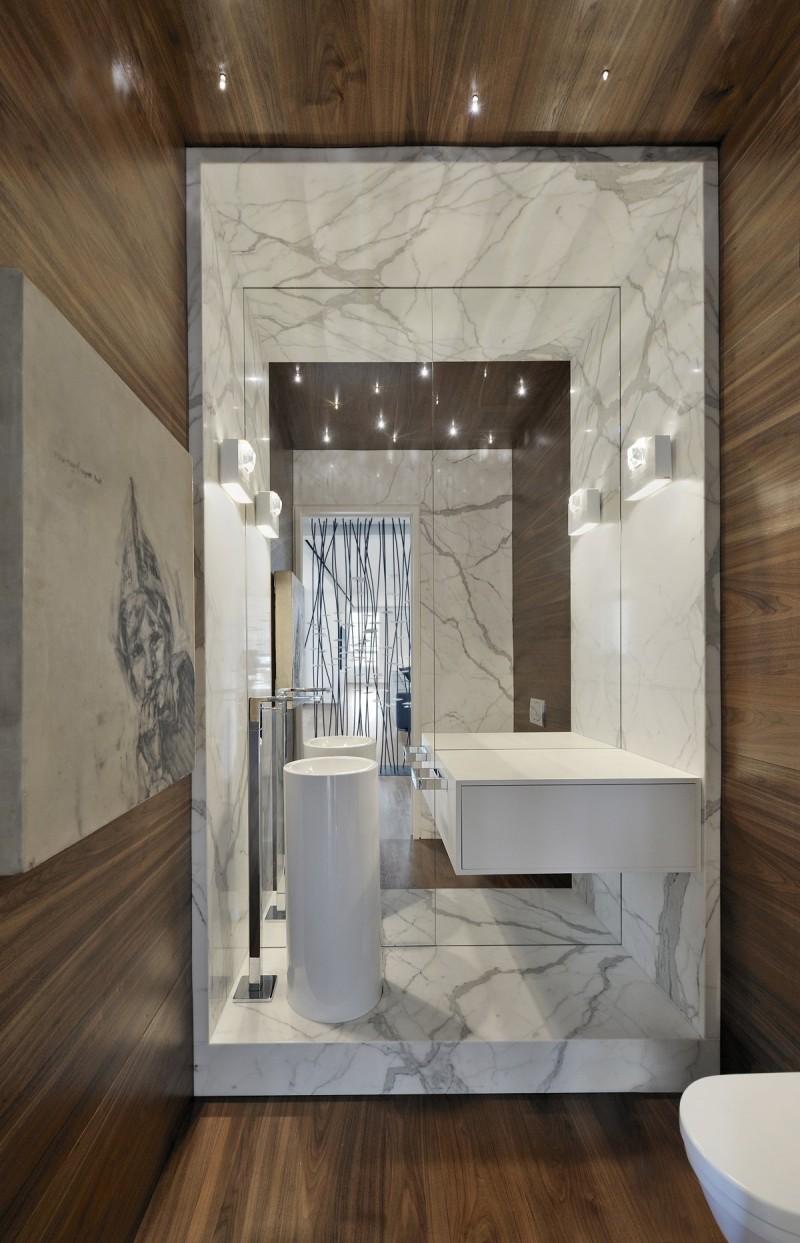 Yorkville Penthouse by Cecconi Simone 16
