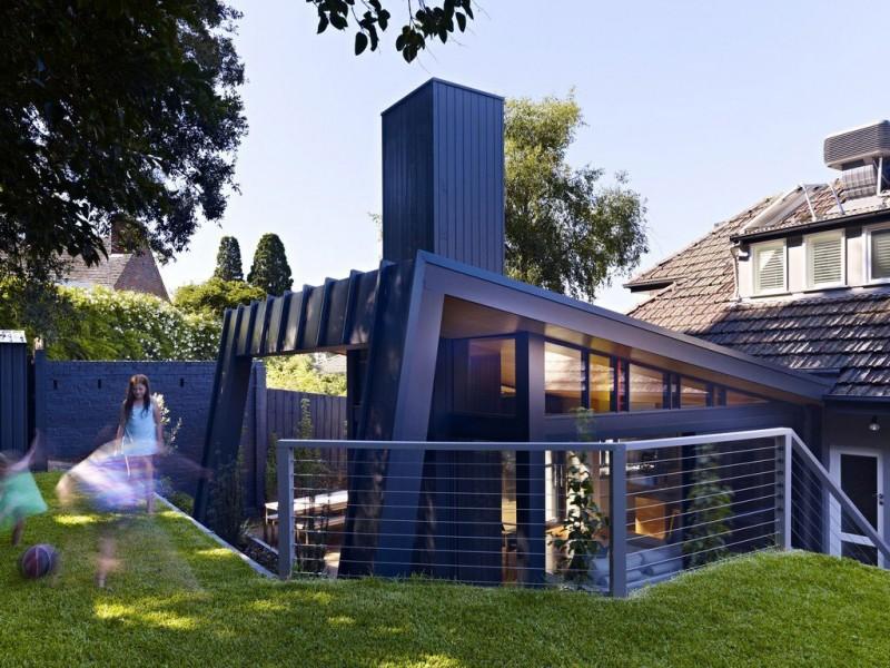 Kew House by Nic Owen Architects 09