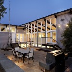 Net-Zero Energy House by Klopf Architecture 01