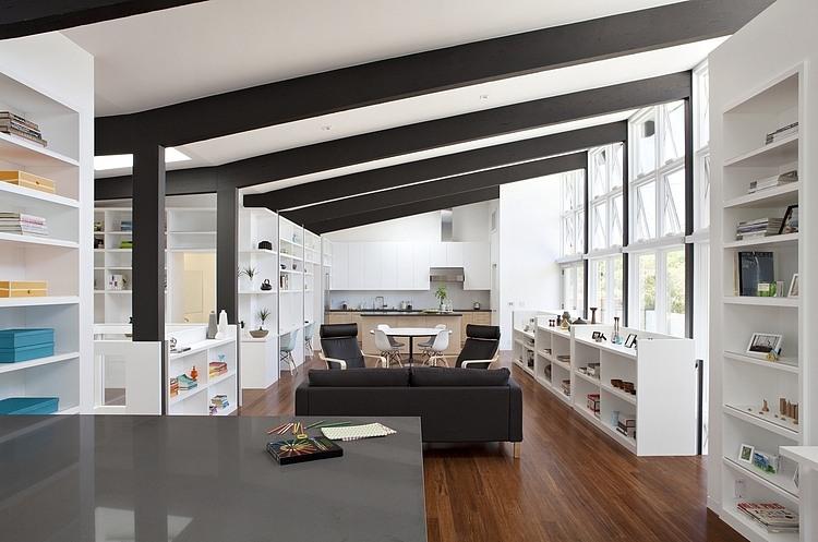 Net-Zero Energy House by Klopf Architecture 02