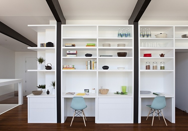 Net-Zero Energy House by Klopf Architecture 03