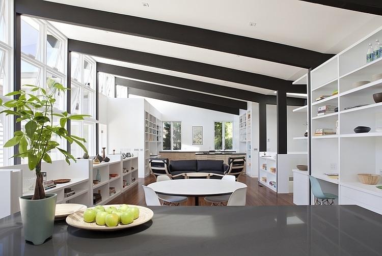 Net-Zero Energy House by Klopf Architecture 04