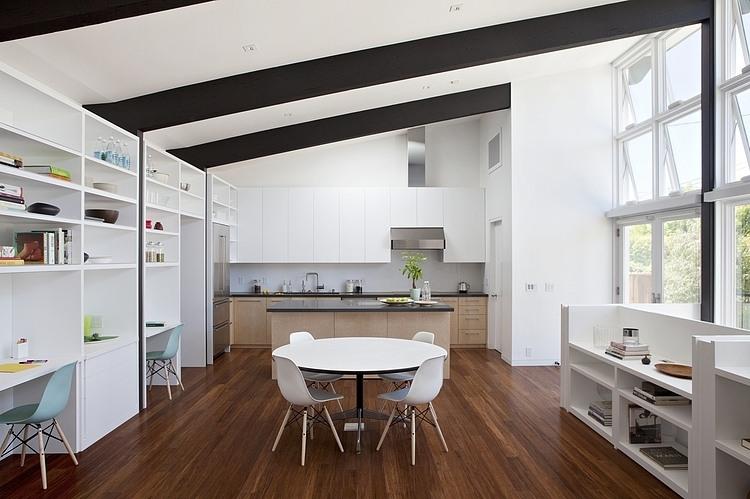 Net-Zero Energy House by Klopf Architecture 07
