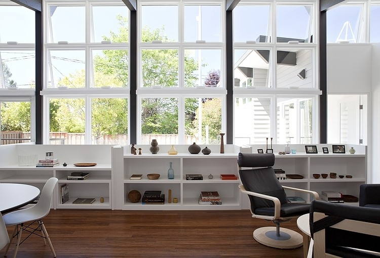 Net-Zero Energy House by Klopf Architecture 08