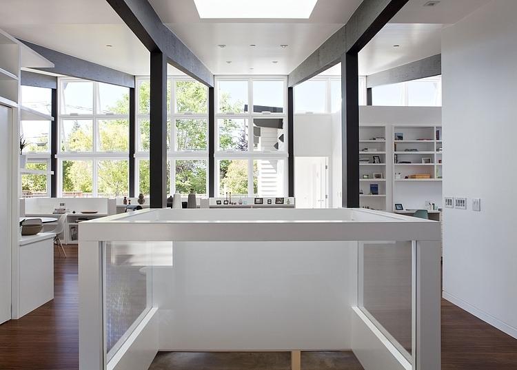 Net-Zero Energy House by Klopf Architecture 09