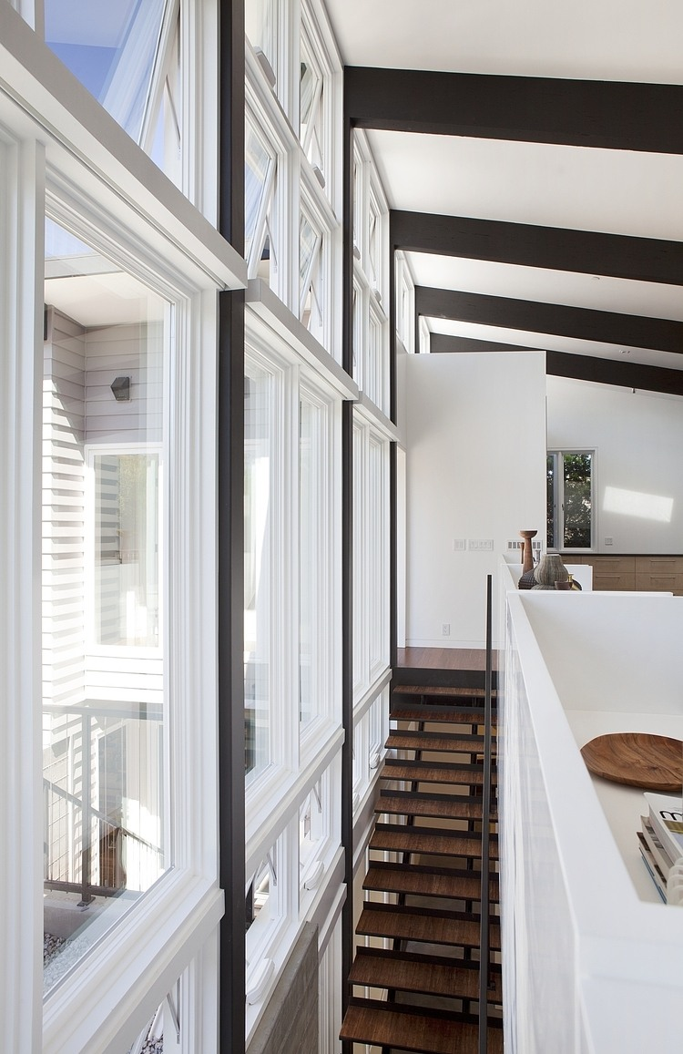 Net-Zero Energy House by Klopf Architecture 10
