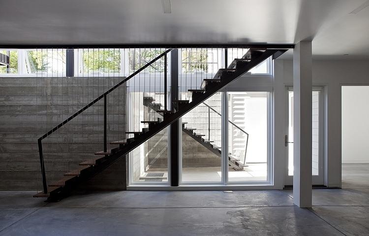 Net Zero Energy House By Klopf Architecture Myhouseidea