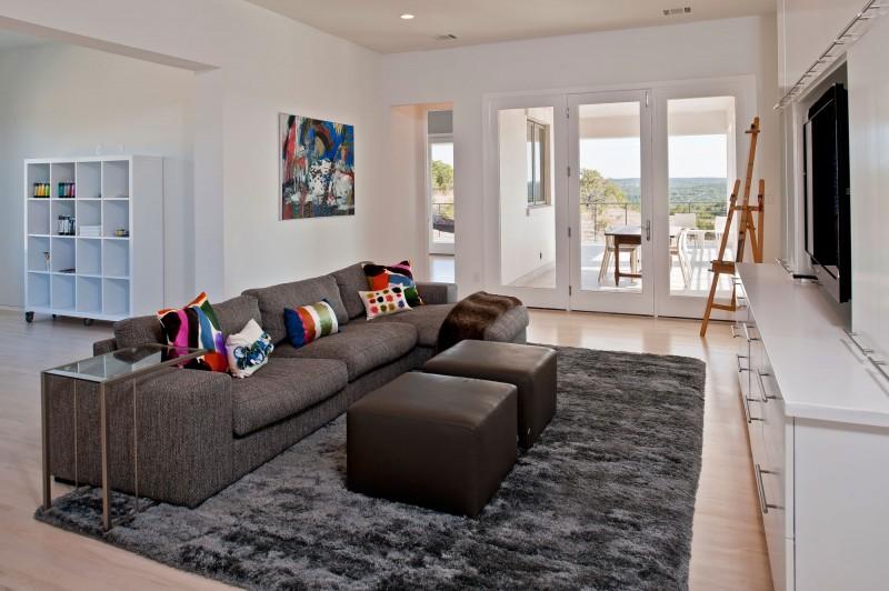 Spanish Oaks Residence by Cornerstone Architects 06