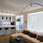 Apartment in Moscow by Alexey Nikolashin 02