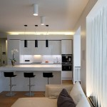 Apartment in Moscow by Alexey Nikolashin 03