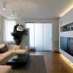 Apartment in Moscow by Alexey Nikolashin 09