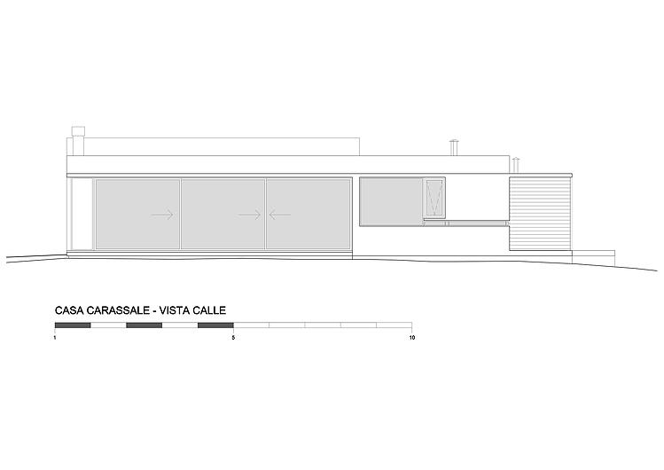 Carassale House by BAK Arquitectos 15