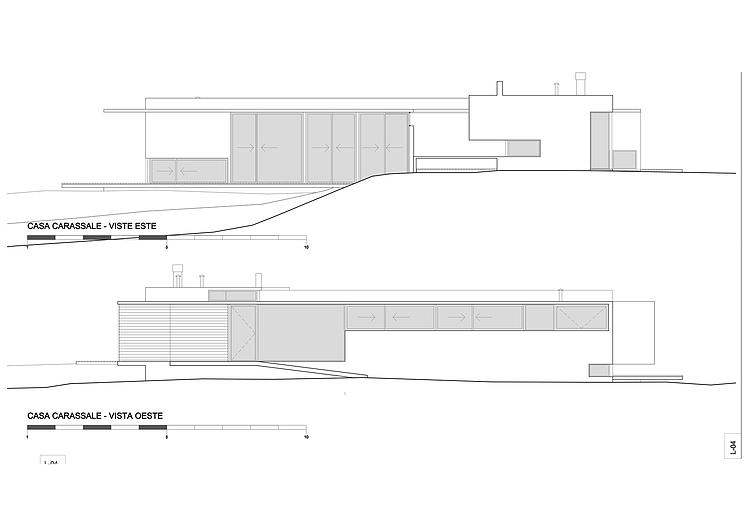 Carassale House by BAK Arquitectos 16