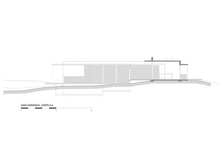 Carassale House by BAK Arquitectos 17