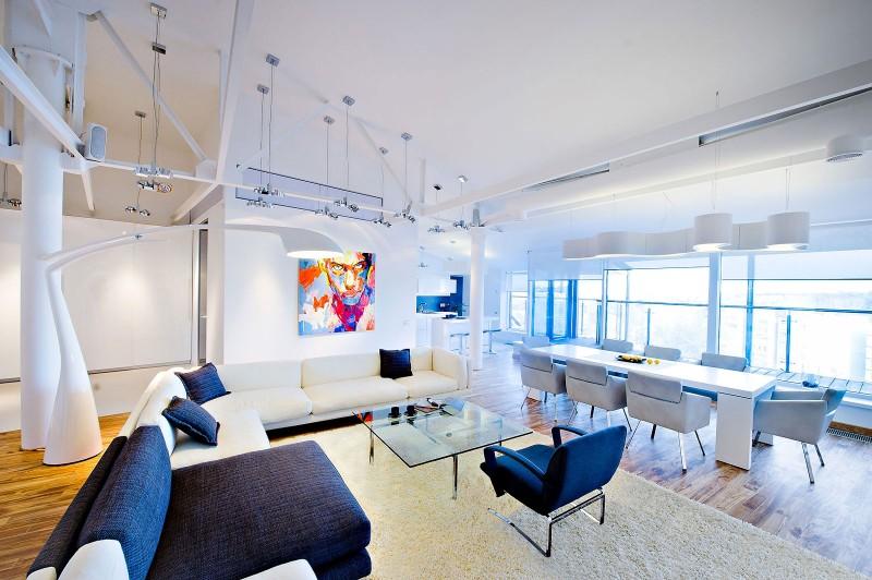 Loft Apartment by Grosu Art Studio 03