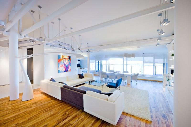 Loft Apartment by Grosu Art Studio 04